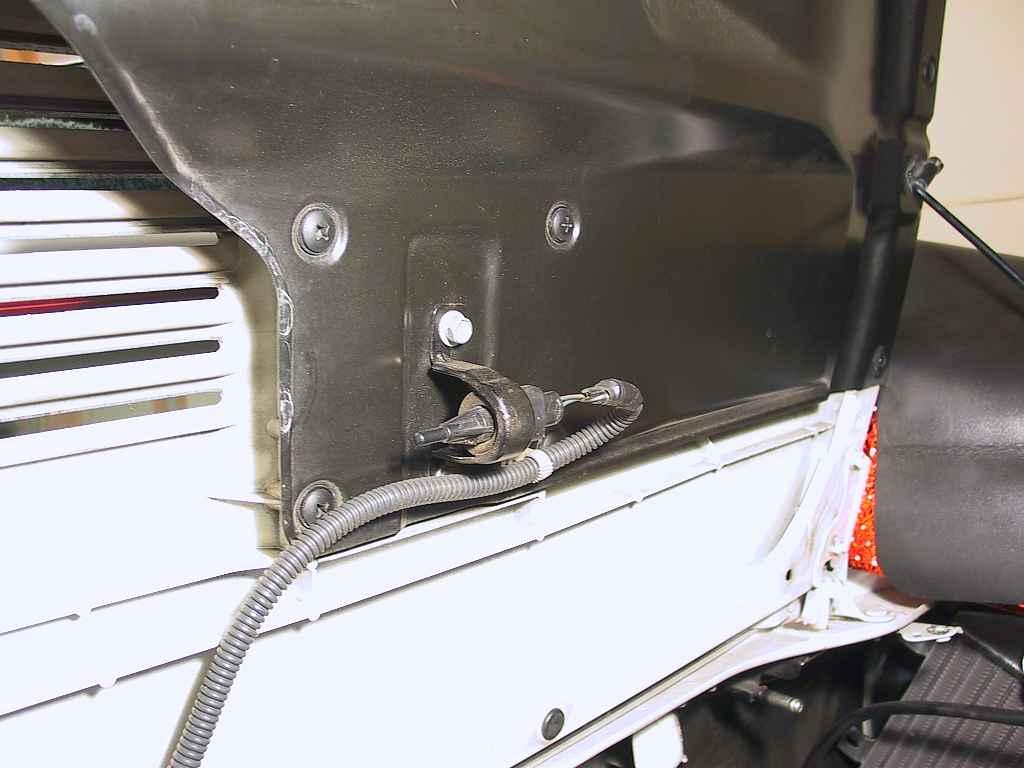 Installing Spal Ic Fan