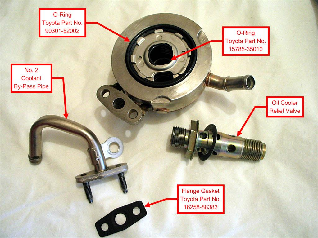 Oil Filter Housing Gasket - Toyota Nation Forum : Toyota ...