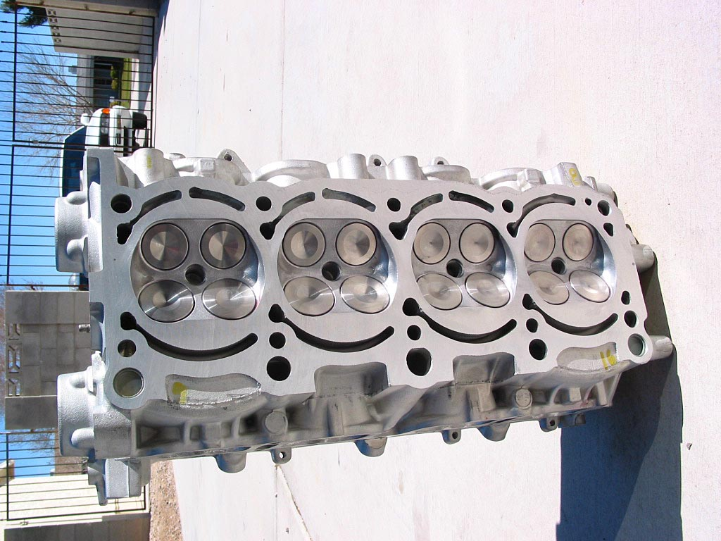 3sgte Head On A 3sfe Block  Can It Be Done