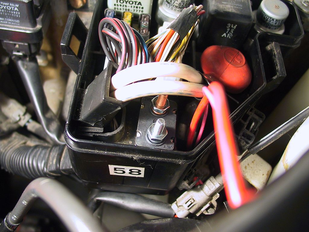 Installing An Auxiliary Fuse Panel Painless Wiring Cirkit Boss Block Circuitbreakerposition 143541 Bytes