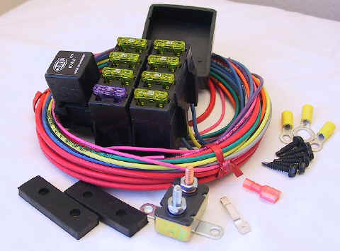 installing an auxiliary fuse panel. Black Bedroom Furniture Sets. Home Design Ideas