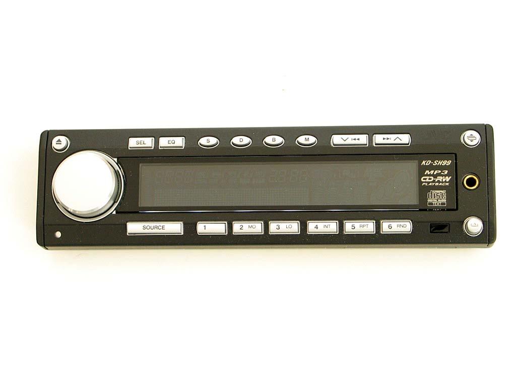 Kenwood KGC-9044 Audio Equalizer